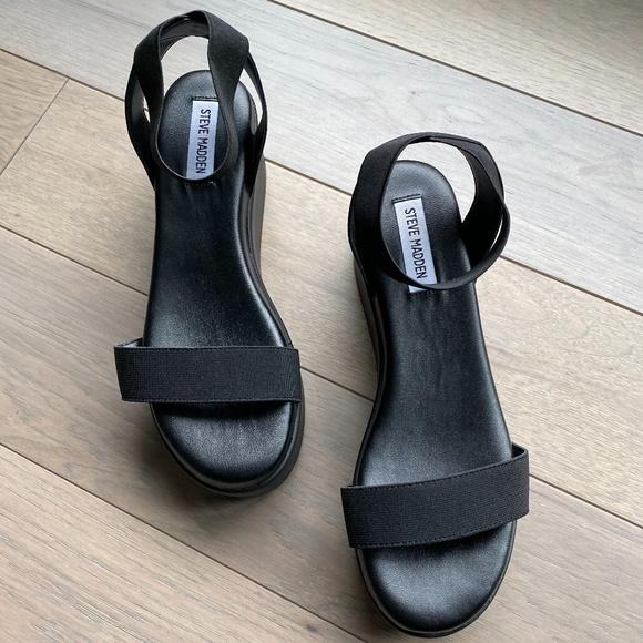 Delano Band Platform Sandals Size 9m